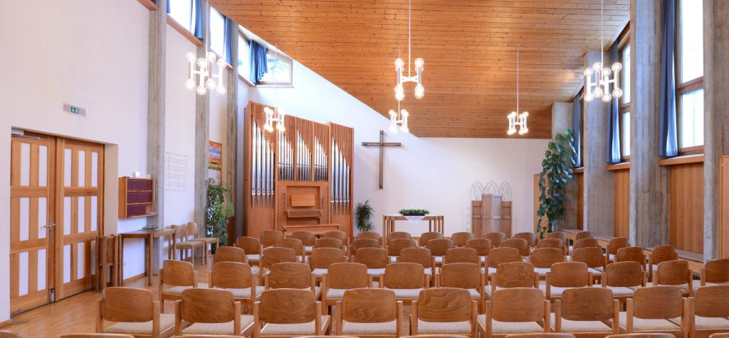Reformierte Kirche Ehrendingen