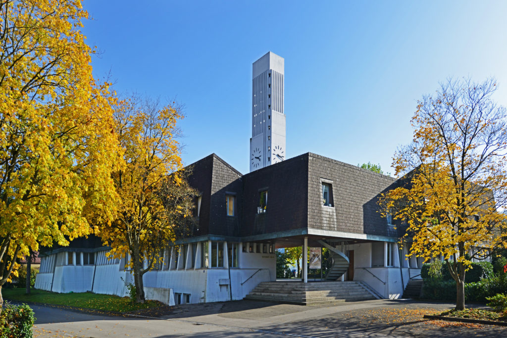 Reformiertes Kirchenzentrum Untersiggenthal